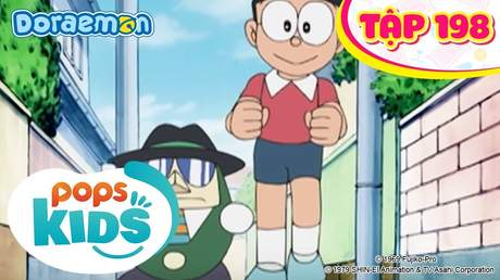 Doraemon S4 - Tập 198: Kẻ khủng bố
