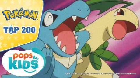 Pokémon S4 - Tập 200: Say mê Muchu - Siêu sao thích Pokémon