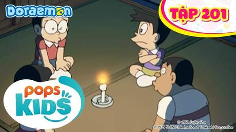 Doraemon S4 - Tập 201: Chiến tranh đồ cổ