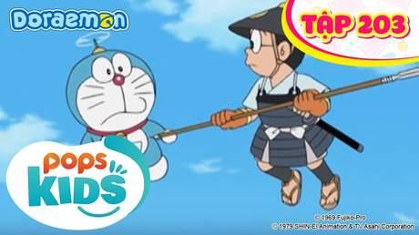 Doraemon S4 - Tập 203: Tổ tiên cố lên