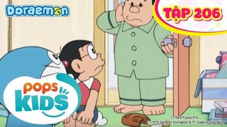 Doraemon S4 - Tập 206: A! Thích lắm, thích lắm