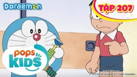 Doraemon S4 - Tập 207: Nguy hiểm! Mặt nạ sư tử
