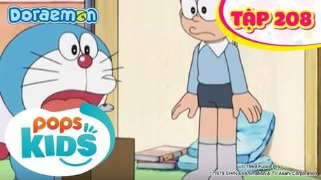 Doraemon S4 - Tập 208: Cậu bé chính trực