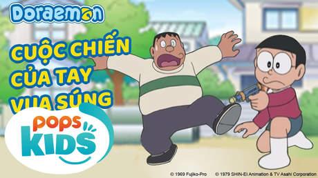 Doraemon S5 - Tập 209: Cuộc chiến của tay vua súng