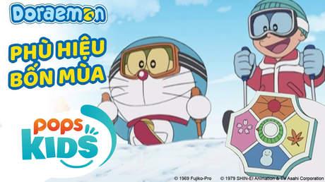Doraemon S5 - Tập 210: Phù hiệu 4 mùa