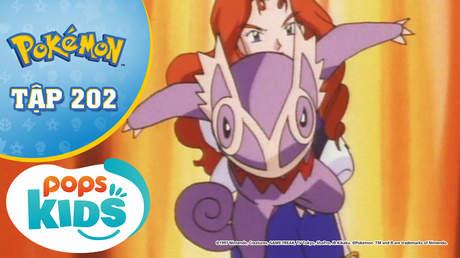 Pokémon S5 - Tập 202: Kakureon ở đâu? - Đại hỗn loạn với Pokémon không nhìn thấy