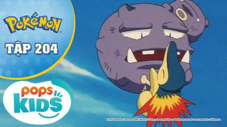 Pokémon S5 - Tập 204: Người mẹ Miltank - Bí ẩn của sa mạc