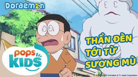 Doraemon S5 - Tập 214: Thần đèn tới từ sương mù