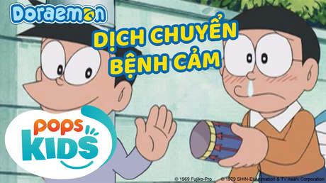 Doraemon S5 - Tập 215: Dịch chuyển bệnh cảm