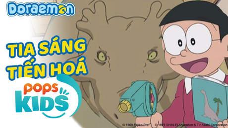 Doraemon S5 - Tập 218: Tia sáng tiến hóa