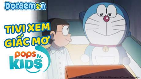 Doraemon S5 - Tập 219: Tivi xem giấc mơ