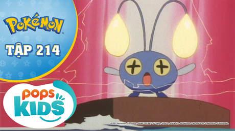 Pokémon S5 - Tập 214: Satoshi và Kasumi - Trận đấu cuối cùng của cúp Xoắn Ốc