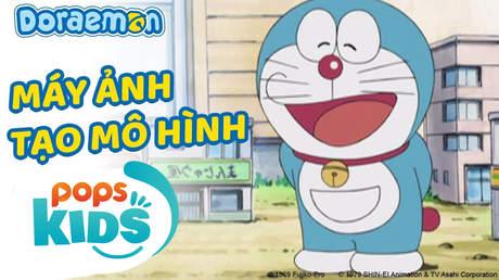 Doraemon S5 - Tập 223: Máy ảnh tạo mô hình