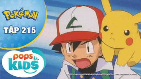 Pokémon S5 - Tập 215: Bảo vệ đàn Digda - Đại tác chiến hổ bẫy