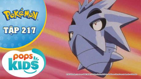 Pokémon S5 - Tập 217: Pokémon X bí ẩn