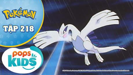 Pokémon S5 - Tập 218: Giải cứu Lugia