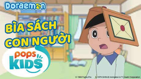 Doraemon S5 - Tập 227: Bìa sách con người
