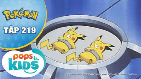 Pokémon S5 - Tập 219: Lời hứa với Lugia