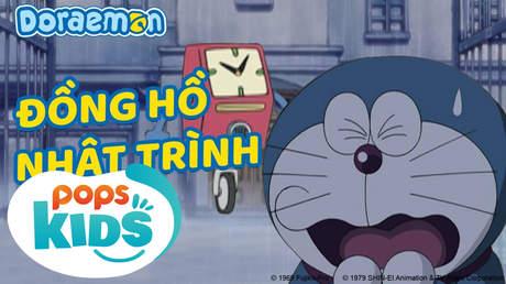 Doraemon S5 - Tập 231: Đồng hồ nhật trình