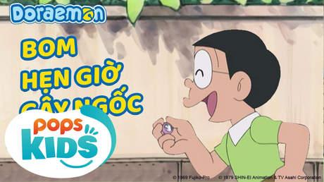 Doraemon S5 - Tập 234: Bom hẹn giờ gây ngốc nghếch