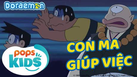 Doraemon S5 - Tập 235: Con ma giúp việc