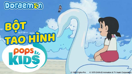 Doraemon S5 - Tập 236: Bột tạo hình