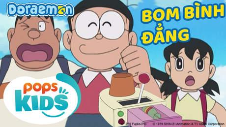 Doraemon S5 - Tập 237: Bom bình đẳng