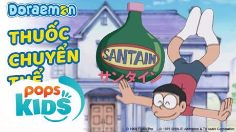Doraemon S5 - Tập 238: Thuốc chuyển thể