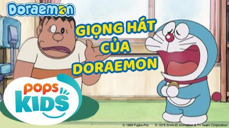 Doraemon S5 - Tập 239: Giọng hát của Doraemon
