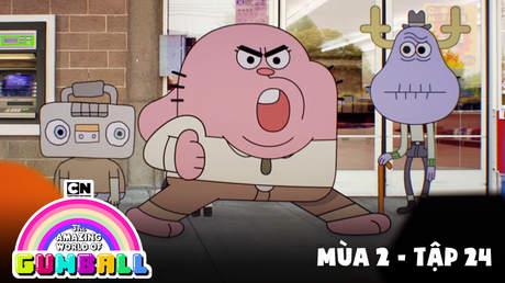 Gumball S2 - Tập 24: Trợ lý