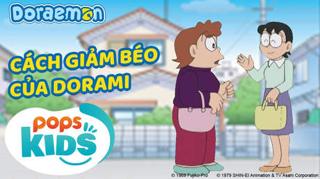 Doraemon S5 - Tập 241: Cách giảm béo của Dorami