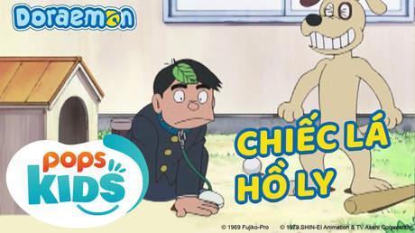 Doraemon S5 - Tập 242: Chiếc lá hồ ly
