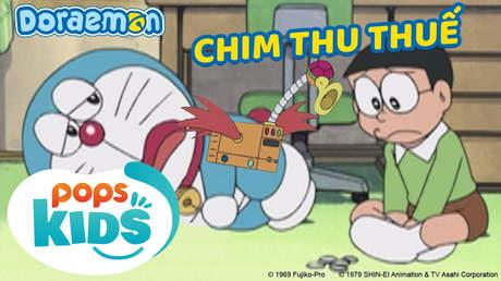 Doraemon S5 - Tập 243: Chim thu thuế