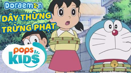 Doraemon S5 - Tập 245: Dây thừng trừng phạt