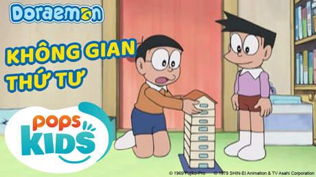 Doraemon S5 - Tập 246: Không gian thứ tư