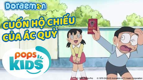Doraemon S5 - Tập 247: Cuốn hộ chiếu của ác quỷ
