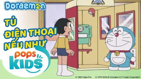 Doraemon S5 - Tập 248: Tủ điện thoại 'nếu như'