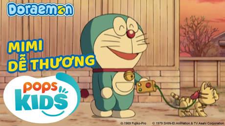 Doraemon S5 - Tập 249: Mimi dễ thương