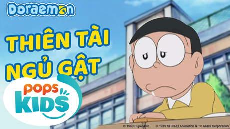 Doraemon S5 - Tập 250: Thiên tài ngủ gật