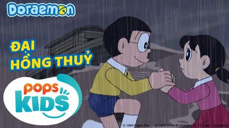 Doraemon S5 - Tập 252: Đại hồng thủy