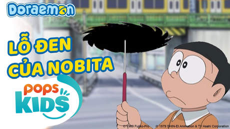 Doraemon S5 - Tập 256: Lỗ đen của Nobita