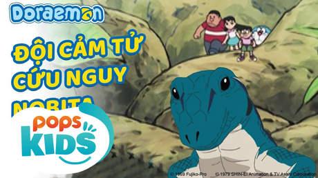 Doraemon S5 - Tập 258: Đội cảm tử cứu nguy cho Nobita