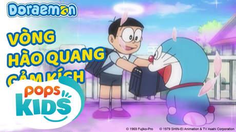 Doraemon S5 - Tập 259: Vòng hào quang cảm kích