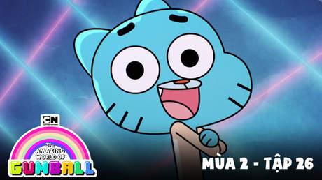 Gumball S2 - Tập 26: Buổi chụp hình