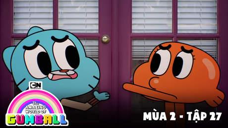 Gumball S2 - Tập 27: Ăn miếng trả miếng