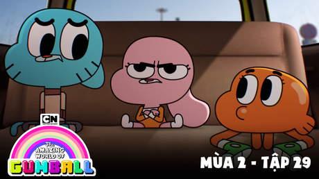Gumball S2 - Tập 29: Giới hạn