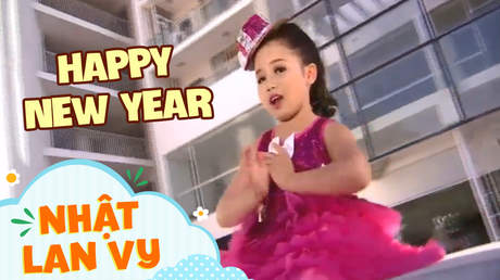 Nhật Lan Vy - Happy new year