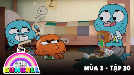 Gumball S2 - Tập 30: Trò chơi