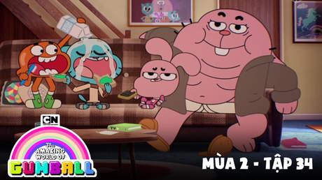 Gumball S2 - Tập 34: Lâu đài