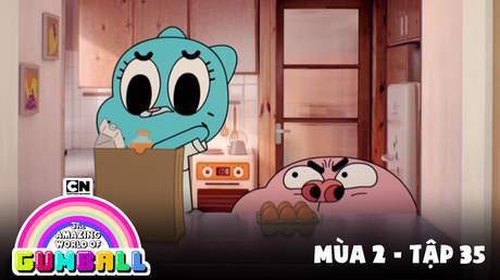 Gumball S2 - Tập 35: Ghi hình